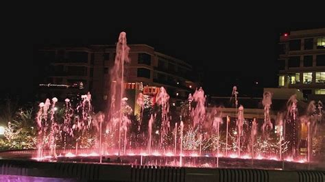 the woodlands christmas lights christmas lights and water fountain my hometown the