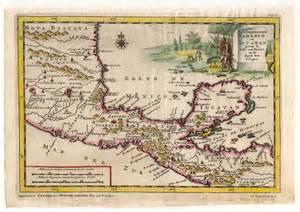 antique van der aa yucatan honduras