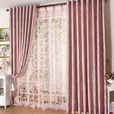 curtains for bedroom gallery for gt bedroom window curtains pink