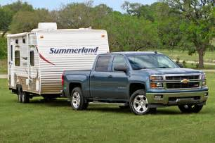 2015 chevrolet silverado tow ratings revised after sae switch