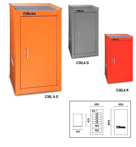 tool box end cabinet beta tools c38la red tool box cabinet for c38 roller