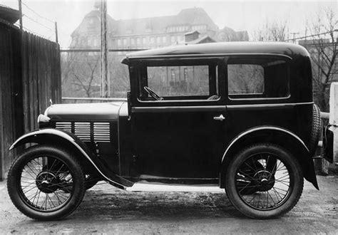 wann kam das erste auto das erste bmw produzierte auto wurde 1929 gebaut der
