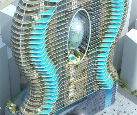 mumbai hotel with pools in every room ambitious mumbai development which sees balconies replaced with swimming pools a luxury travel