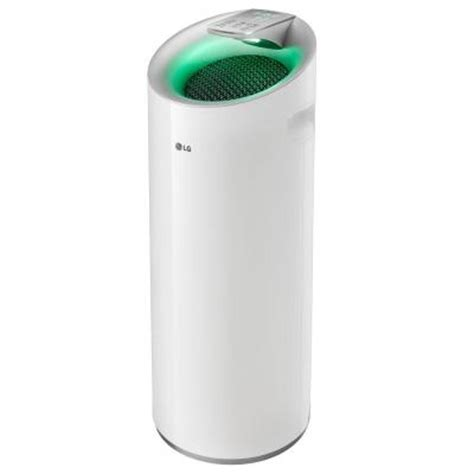lg electronics puricare 3 stage filter air purifier with
