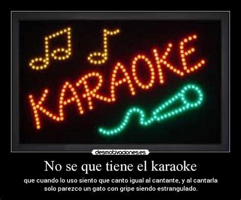 imagenes graciosas karaoke im 225 genes y carteles de figaro pag 2 desmotivaciones