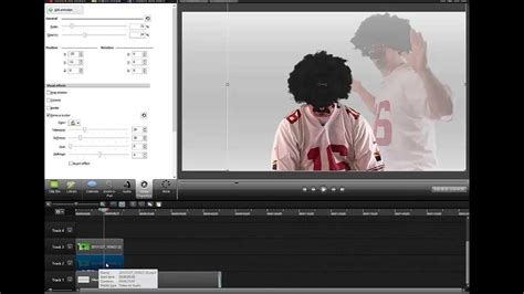 tutorial video editing software ghost effect tutorial in camtasia studio creating a