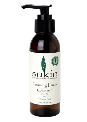 Sukin Foaming Cleanser sukin foaming cleanser reviews productreview au