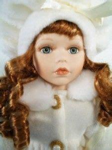 emily elizabeth porcelain doll 2001 elizabeth and jumeau porcelain doll by