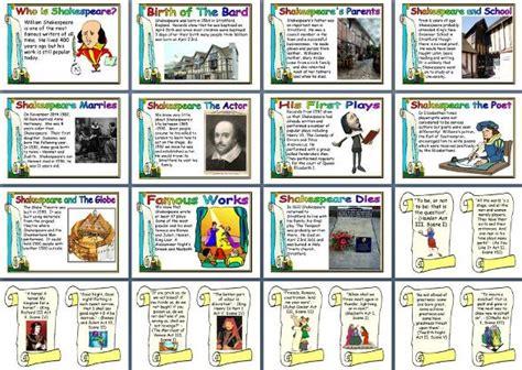 biography ks2 william shakespeare literacy resource william shakespeare biography