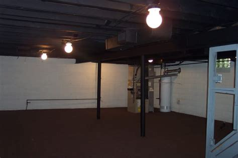 how to spray paint a ceiling sprayed basement ceiling quotes