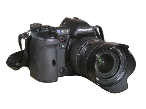 Kamera Olympus E1 micro four thirds standard