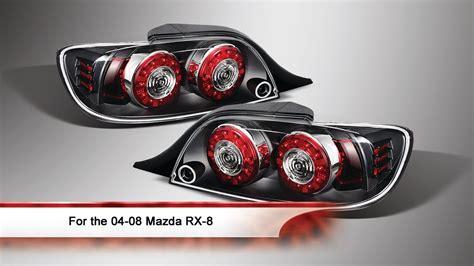 Obeng Led 8 In 1 04 08 mazda rx 8 led lights