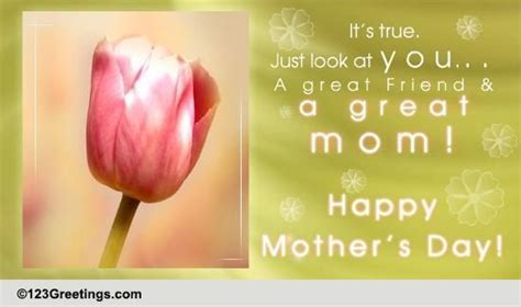 Happy Mother's Day! Free Friends eCards, Greeting Cards