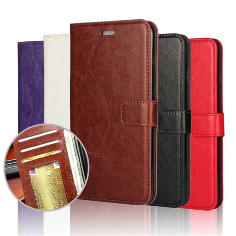Wallet Pu Leather Book Cover Asus Zenfone 2 Selfie Laser Zd550kl for asus zenfone 2 cover classic wallet flip cover asus zenfone 2 ze551ml coque fundas