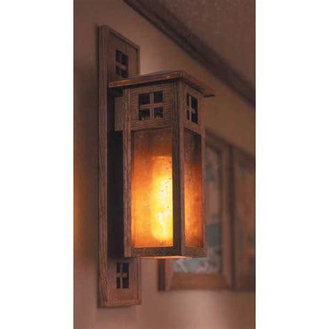 Mission Style Sconces mission style lighting mission style