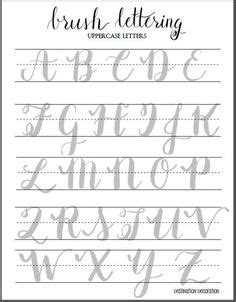 lettering for the wedding to be beginners guide workbook basic lettering modern calligraphy how to practice guide with alphabet practice journaling makes a engagement gift books 1000 ideas about brush lettering on brush pen