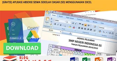 format buku alumni sekolah aplikasi jadwal pelajaran smp terbuat dari excel blog