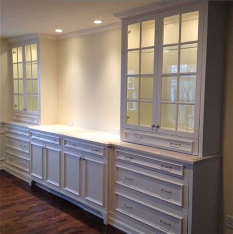 dining room built ins could also work as an