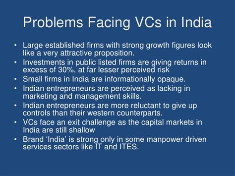 Entrepreneur Mba Colleges In India by Entrepreneurial Finance