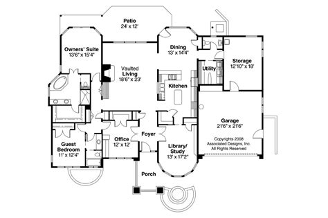 prairie style floor plans prairie style house plans elmhurst 30 452 associated