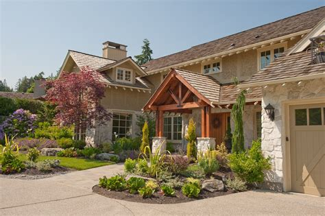Front Gable Roof Front Porch Gable Roof Exterior Craftsman With Curb Appeal