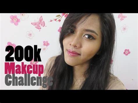 Harga Mustika Puteri Silky White Compact Powder 200k makeup challenge dytarez