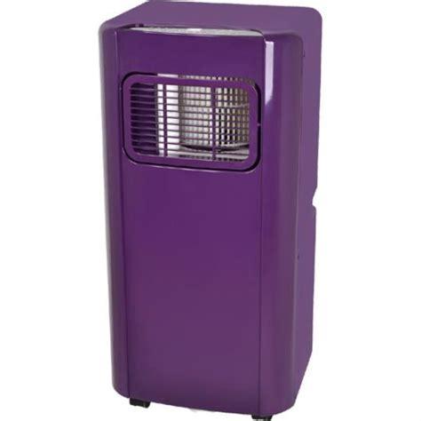 american comfort portable air conditioner american comfort gmcn100p purple 9 000 btu portable air