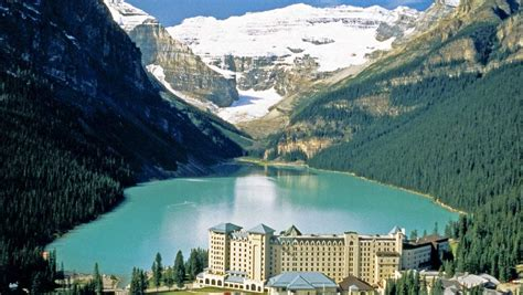 Things To Put In Your Room by Lake Louise Alberta Destinations Rocky Mountaineer