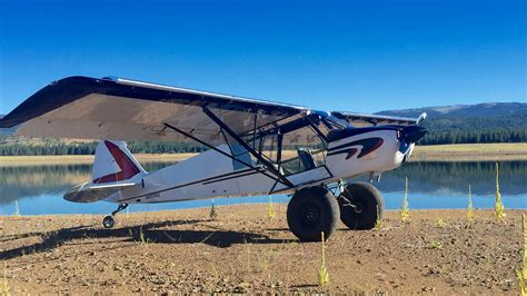 backcountry super cubs  ultimate  stol performace