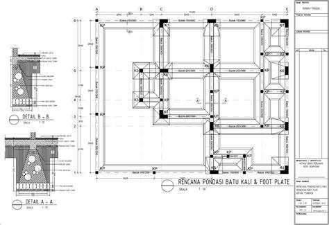 gambar imb rumah tinggal tipe 120 m2 di denpasar tsg architecture and design