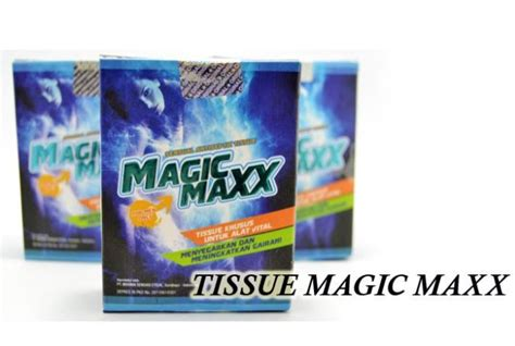 Tissue Magic Maxx Bikin Tahan Lamaaa tissue magic maxx jual tissue magic maxx untuk tahan