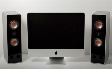 Imice Speakers by These Speakers Are The Ones Your Imac Deserves Cult Of Mac