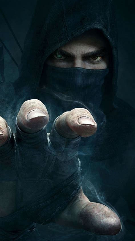 Iphone 5s Wallpaper Video Game | thief video game wallpaper free iphone wallpapers