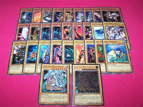 yugioh cards deck yu gi oh kaiba reloaded starter deck cards you
