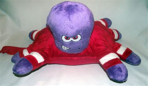 Octopus Pillow Pet pillow pet detroit wings octopus plush ralley al