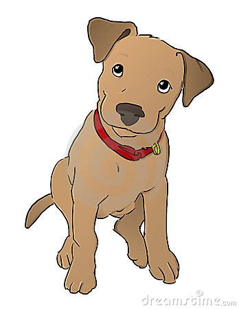 puppy illustration puppy illustration stock photography image 15570492