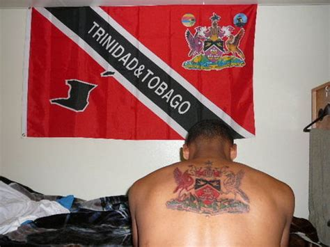trinidad tattoos coat of arms picture at checkoutmyink