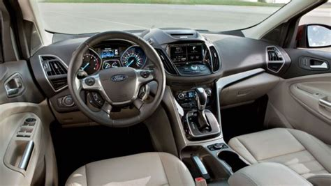 ford escape 2016 interior 2016 ford escape hybrid review price release date