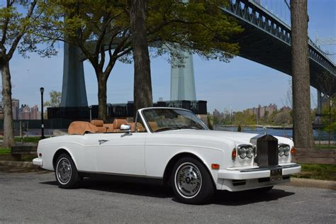 rolls royce corniche s 1995 rolls royce corniche s stock 21015 for sale near