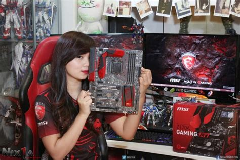 Motherboard Msi Z170a Gaming M7 Lga1151 Z170a Ddr4 unboxing overview msi z170a gaming m7 motherboard nxa gaming inspired by fatal1ty