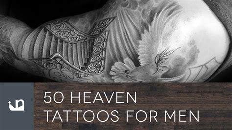heaven tattoos for men 50 heaven tattoos for