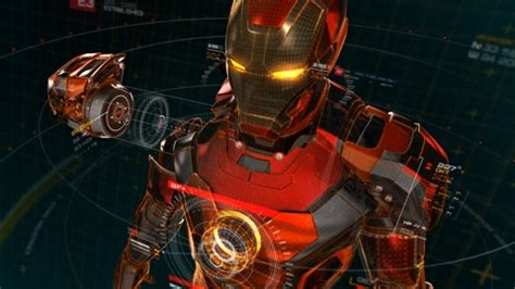 question iron mans technology