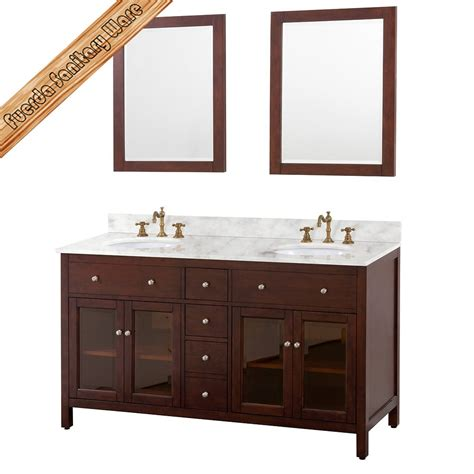 solid wood bathroom cabinet modern 36 inch glass sliding door solid wood bathroom