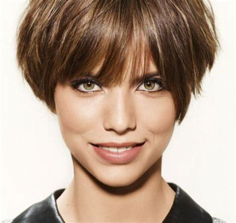 coiffure coupe courte femme 2014