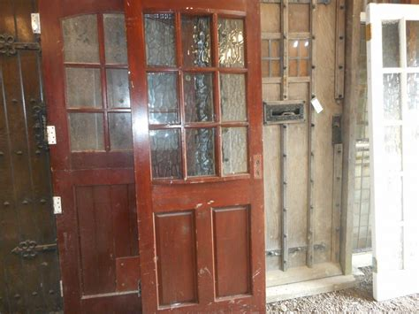 Half Glazed Exterior Doors Half Glazed Exterior Door Authentic Reclamation