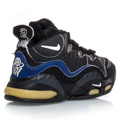 Nike Airmax 64 T1910 3 Nike Air Max Cw Mens Shoes Black Blue