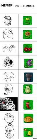 Meme Vs Meme - plants vs zombies funny memes memes