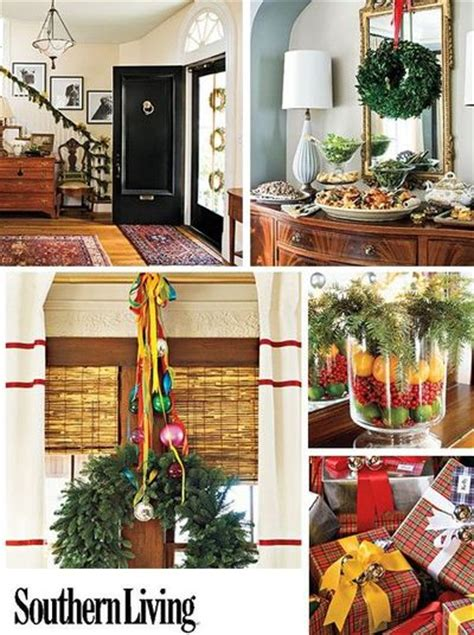 southern living magazine christmas decor christmas