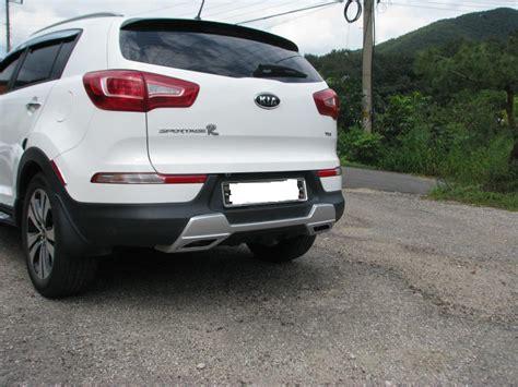 kia suppliers kia 2012 sportage rear diffuser manufacturers kia 2012