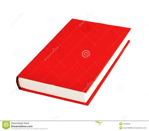 libro how to be an libro rojo aislado